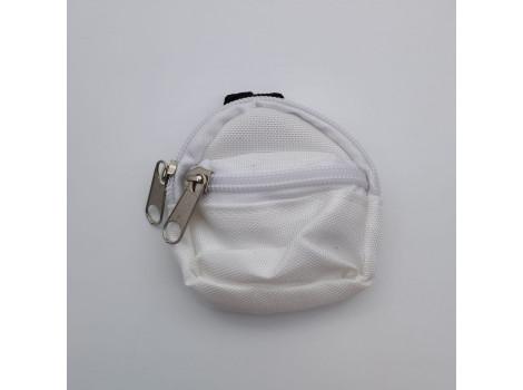 Рюкзак для кукол белый