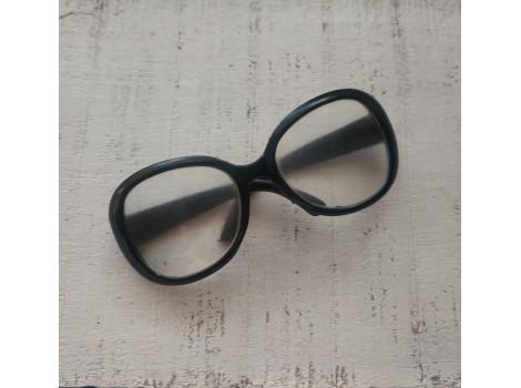 Очки для кукол пластиковые с прозрачными стеклами