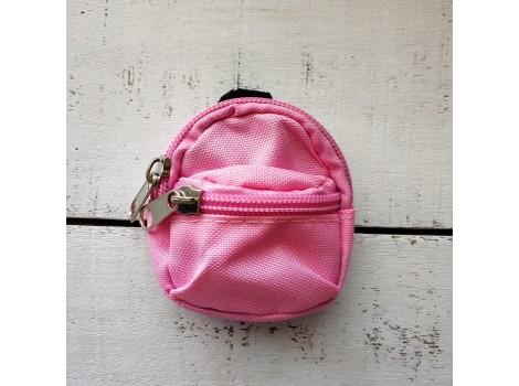 Рюкзак для кукол розовый