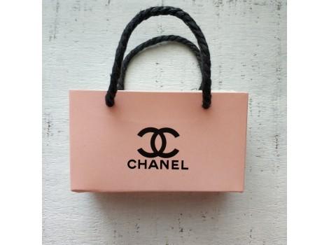 Сумочка Chanel розовая