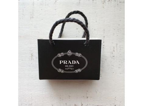 Сумочка Prada черная