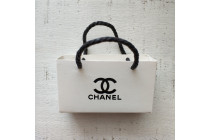 Сумочка Chanel белая