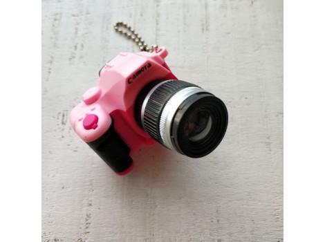 Фотоаппарат розовый