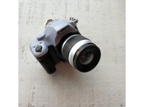 Фотоаппарат серый