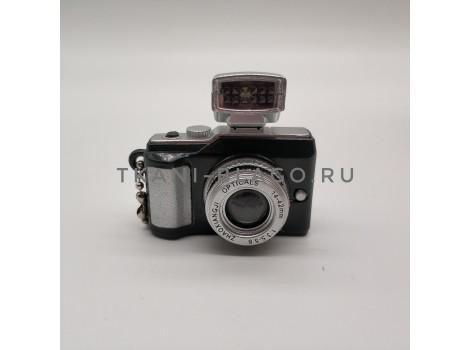 Фотоаппарат для кукол малый черный