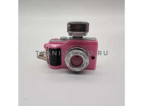 Фотоаппарат для кукол малый розовый