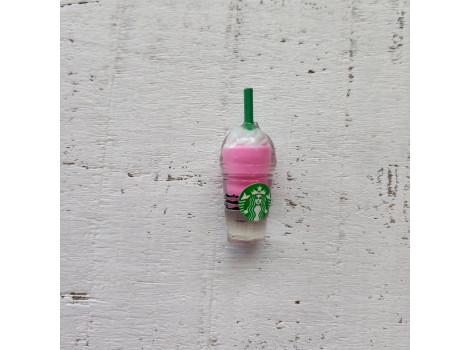 Коктейль Starbucks розовый