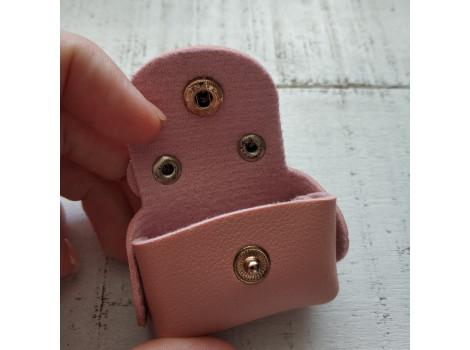Сумочка розовая