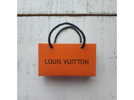 Сумочка Louis Vuitton ярко-рыжий
