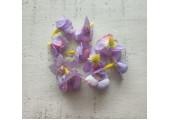 Цветочек мелкий 2 см сиреневый