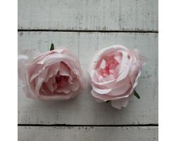 Пион крупный 7 см светло-розовый