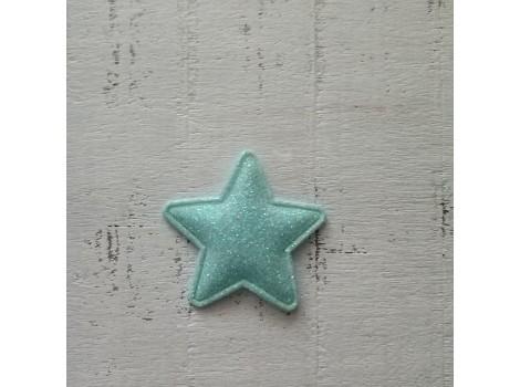 Патч звездочка мятная