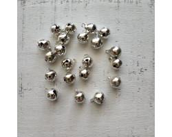 Бубенчик серебро