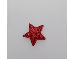 Патч звездочка красная
