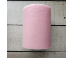 Фатин светло-розовый №35