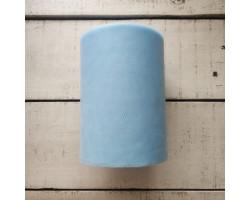 Фатин светло-голубой №33