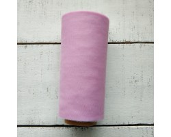 Фатин мягкий розово-сиреневый №2