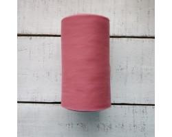 Фатин мягкий розово-коричневый №30