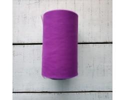 Фатин мягкий фиолетовый №17