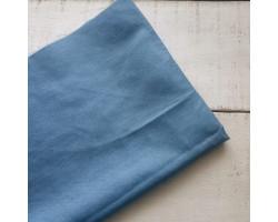 Джинса однотонная голубая