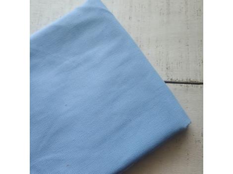 Микровельвет цвет небесно-голубой
