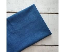 Джинса однотонная синяя светлая