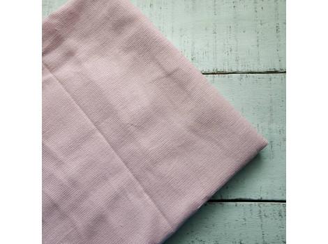 Микровельвет костюмный светло-розовый