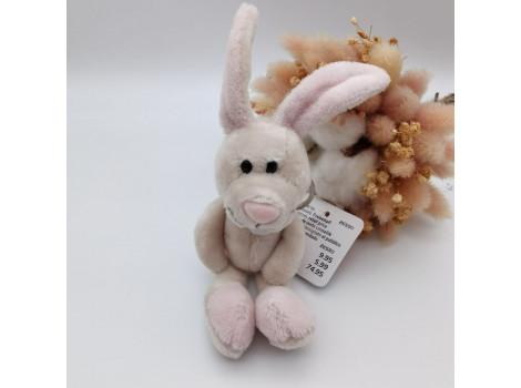 Игрушка Nici кролик с розовыми ушами