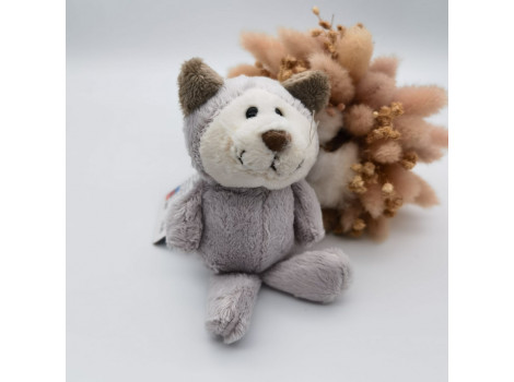 Игрушка Nici серый кот