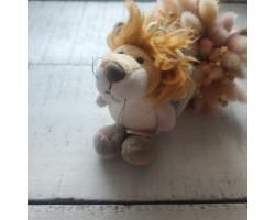 Игрушка Nici львенок с капюшоном