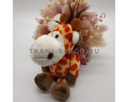 Игрушка Nici жирафик рыжий