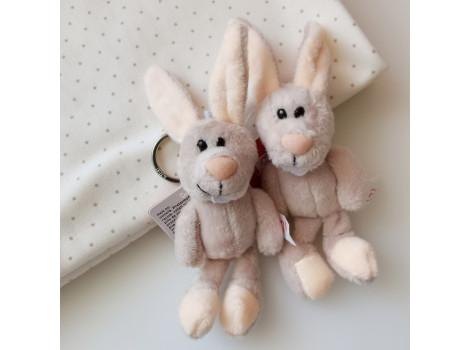 Игрушка Nici кролик с нежно-персиковыми ушами