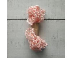 Шебби-лента нежно-розовый