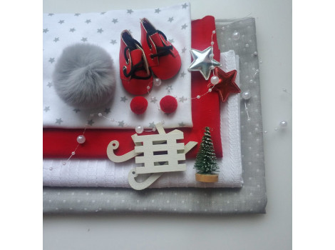 Набор материалов Новогодняя сказка