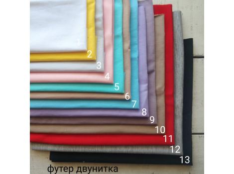 Набор для шитья костюмчика: худи и брючки с выкройками