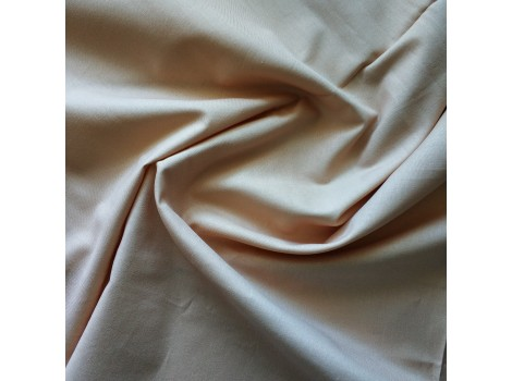 Ткань хлопок для тела кукол 45*110 см загар с розовинкой  №306