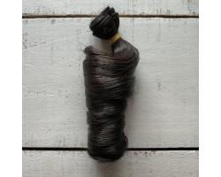 Трессы крупный локон черно-коричневые №М2
