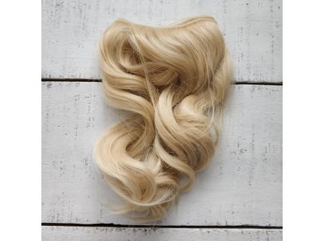 Трессы волны пшеничный блонд №T1025