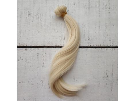 Трессы легкая волна блонд №88