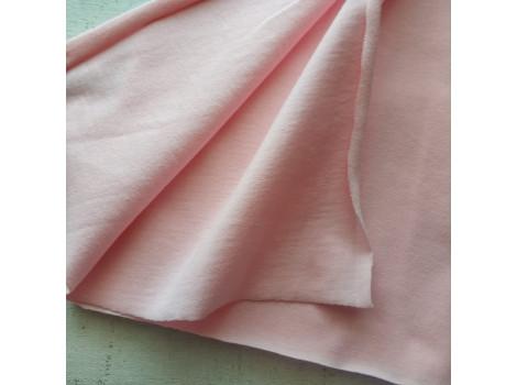 Трикотаж кулирка розовый