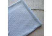Трикотаж кулирка ажурный светло-голубой