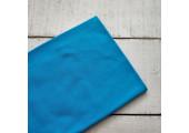 Трикотаж интерлок темно-голубой
