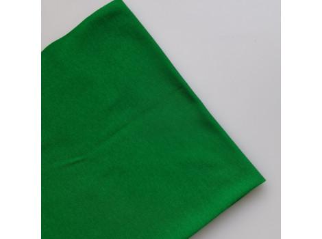 Трикотаж интерлок зеленый