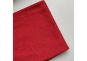 Трикотаж тонкий с люрексом красный