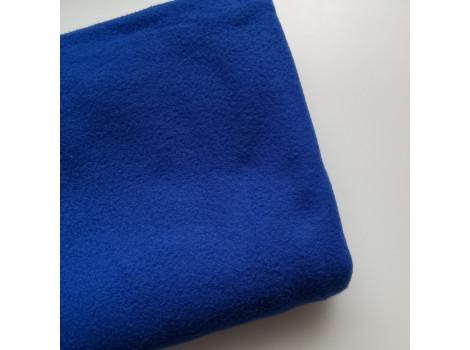Флис синий